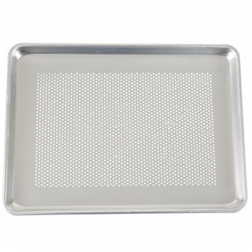 Perforated Aluminum Baking Pan