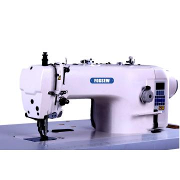 Direct drive upper and bottom feeding sofa and car seats sewing machine