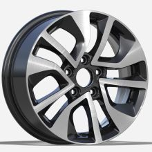 Aluminum Honda Replica Wheel 16X6.5 5X114.3