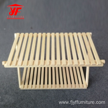 Good Solid Wood Side Coffee Table UK