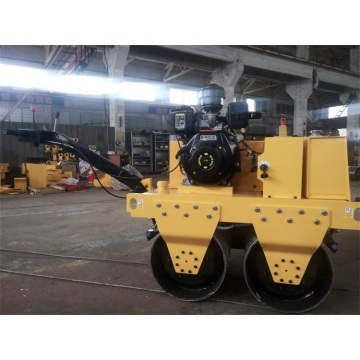 smooth wheel vibrator  road roller