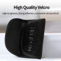 TELESIN Backpack Strap Bracket Mount for GoPro Hero 9 8 7 6 5 4 3 for SJCAM EKEN DJI Osmo Action Camera Sports Accessories