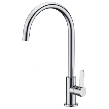 Water mixer tap for kitchen cold only