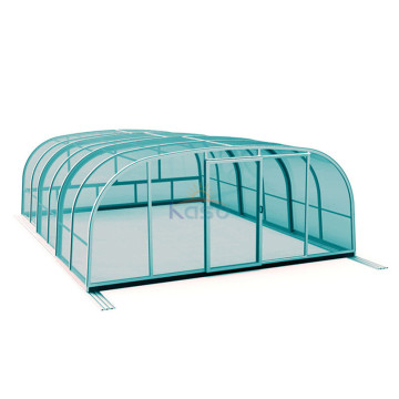 Patio Screen Enclosure Air Dome Swimming Pool Cover