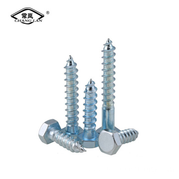 External hexagon self tapping screw