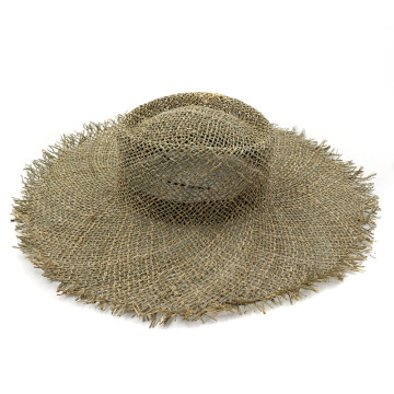 Angelica straw summer beach straw hat