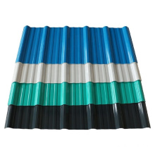 hot sell soundproof pvc roof sheets for villa