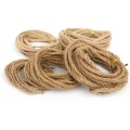 8mm 10mm 3 strand 100% Hemp Rope