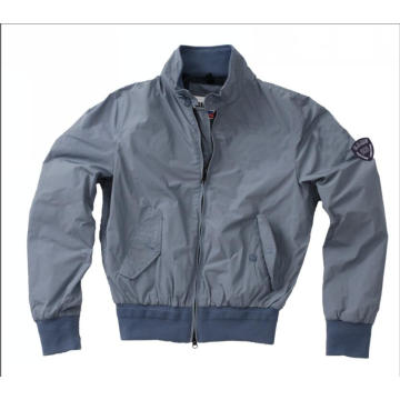 Fashion and warm men's jacket