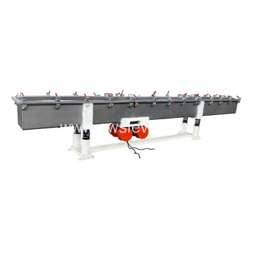 durable design vibrating feeder