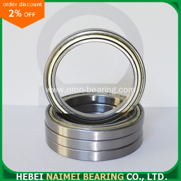 6806 ZZ Budget Brand Deep Groove Ball Bearings