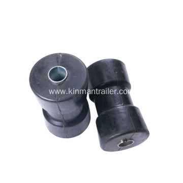 Concave Keel Roller For Boat Trailers