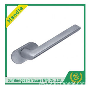 BTB SWH205 Remove Lever Ironmongery Door Handle With Plate