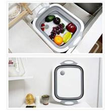 3 In 1 Food Grade Plastic Chopping Board