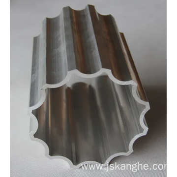 memedical device aluminum profiles
