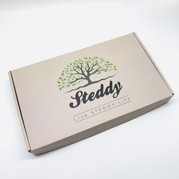 Custom Printed Folding Cardboard High-Quality clothing Box