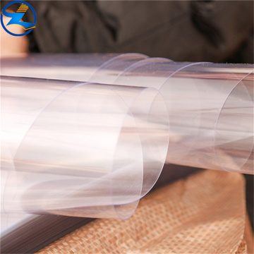 Transparent plastic pp packing films sheets for packing