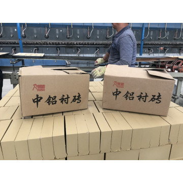 92% Wear Resistant High Alumina Lining Brick