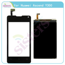 Original LCD Display For Huawei Ascend Y300 LCD Screen + Touch Screen Digitizer for Huawei Y300 LCD Assembly Phone Replacement