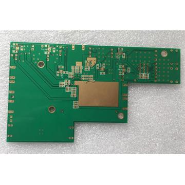 4 layer nga 1.0mm Impedance Control PCB