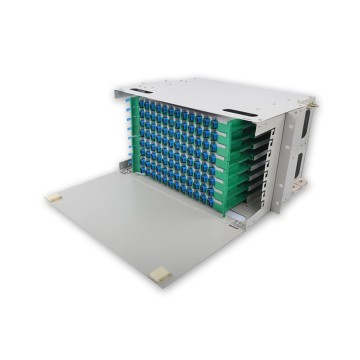 96 Ports  Optic Fiber Patch Panel ODF