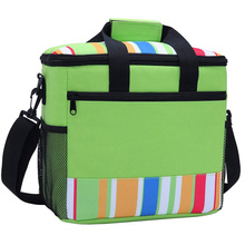 Large Leakproof Insulated Thermal Sports Cooler Lunch Bag
