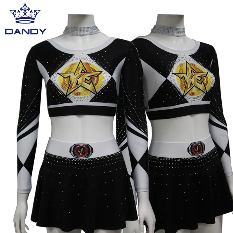custom cheer uniform