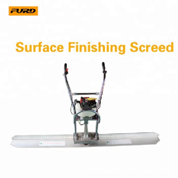 Walk behind Concrete Floor Screeding Machine Vibratory Concrete Finishing Screed(FED-35)