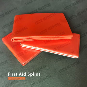 Roll Up Splint First Aid