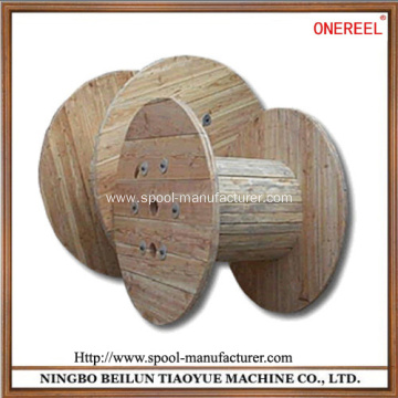 Light wooden cable drums hotsale