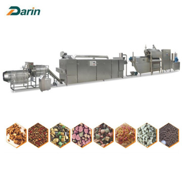 Hot Sale Dog Pellet Feed Processing Plant