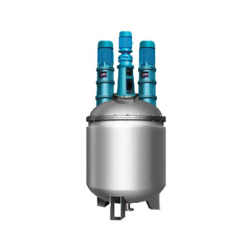 strong mixing multifunctional dispersion reaction vessel
