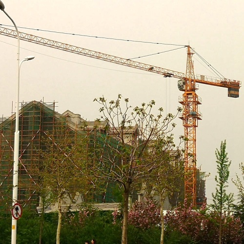 long-lived tower crane  Machinery