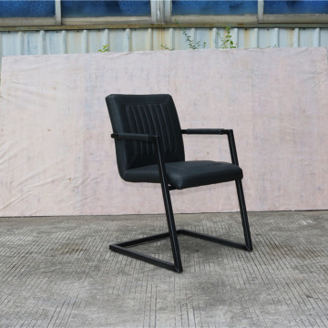Home use metal dining chair