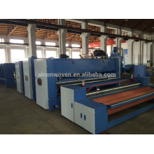 Nonwoven PET needle punching making machine with high quility