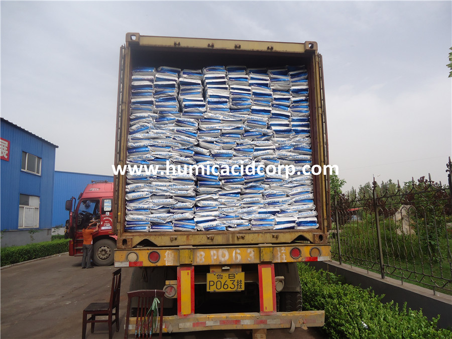 Agricultural Use Potassium Humate Soluble Humic Acid