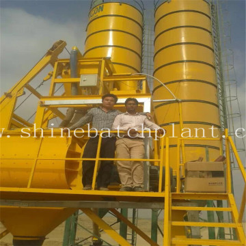50 Ready Fixed Concrete Batching Plants