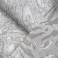 Simple style printed linen plain fabric