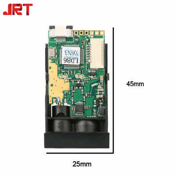 Serial RXTX 40m Laser Distance Sensors 1mm Accuracy