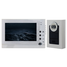 7 inch night vision Memory Best security video intercom