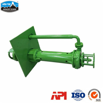 Vertical Submerged Slurry Sump Pit Pump