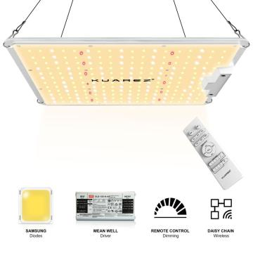 Wireless control LED grow light 100w tent hydroponic