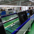 TV Testing Line with Slat Chain Plate Conveyor