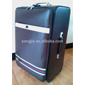 High Quality Unique PU Trolley Travel Luggage