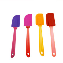 Colorful Silicone cooking butter Scraper