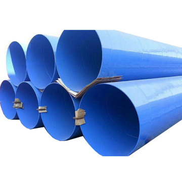 High Quality Round Plastic Coated Seamless Steel Pipe