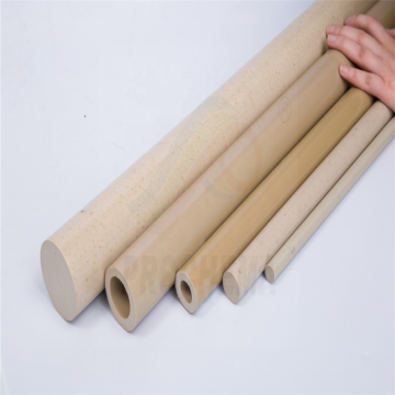 PEEK Natural  Wear Resistance Self-lubricating Rod