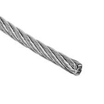 316 High Tensile Wire Rope Stainless Steel 7X19