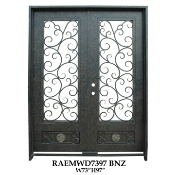 Design High Quality Iron Door Gate