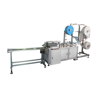 Fully Automatic High Speed Paper Bag Machine